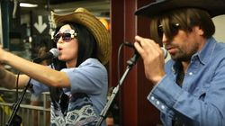 Miley Cyrus And Jimmy Fallon Go Undercover As Subway