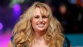 "Australian actress Rebel Wilson poses for photographers at the European premiere of the film ""How to be Single"" in London, Britain February 9, 2016. REUTERS/Neil Hall"