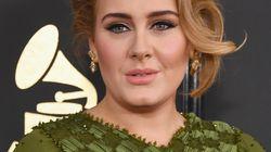 Adele Visits London Vigil For Fire-Ravaged Grenfell