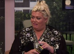Gemma Collins' Face Says It All After Chanelle McCleary Pees On Her In The 'Big Brother' Pool