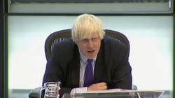 Boris Johnson's Response To Question About Firefighter Cuts Returns To Haunt