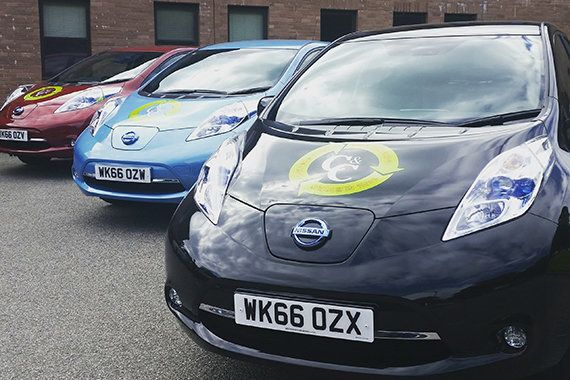 UK's All-Electric Taxis And More Green Transport Across