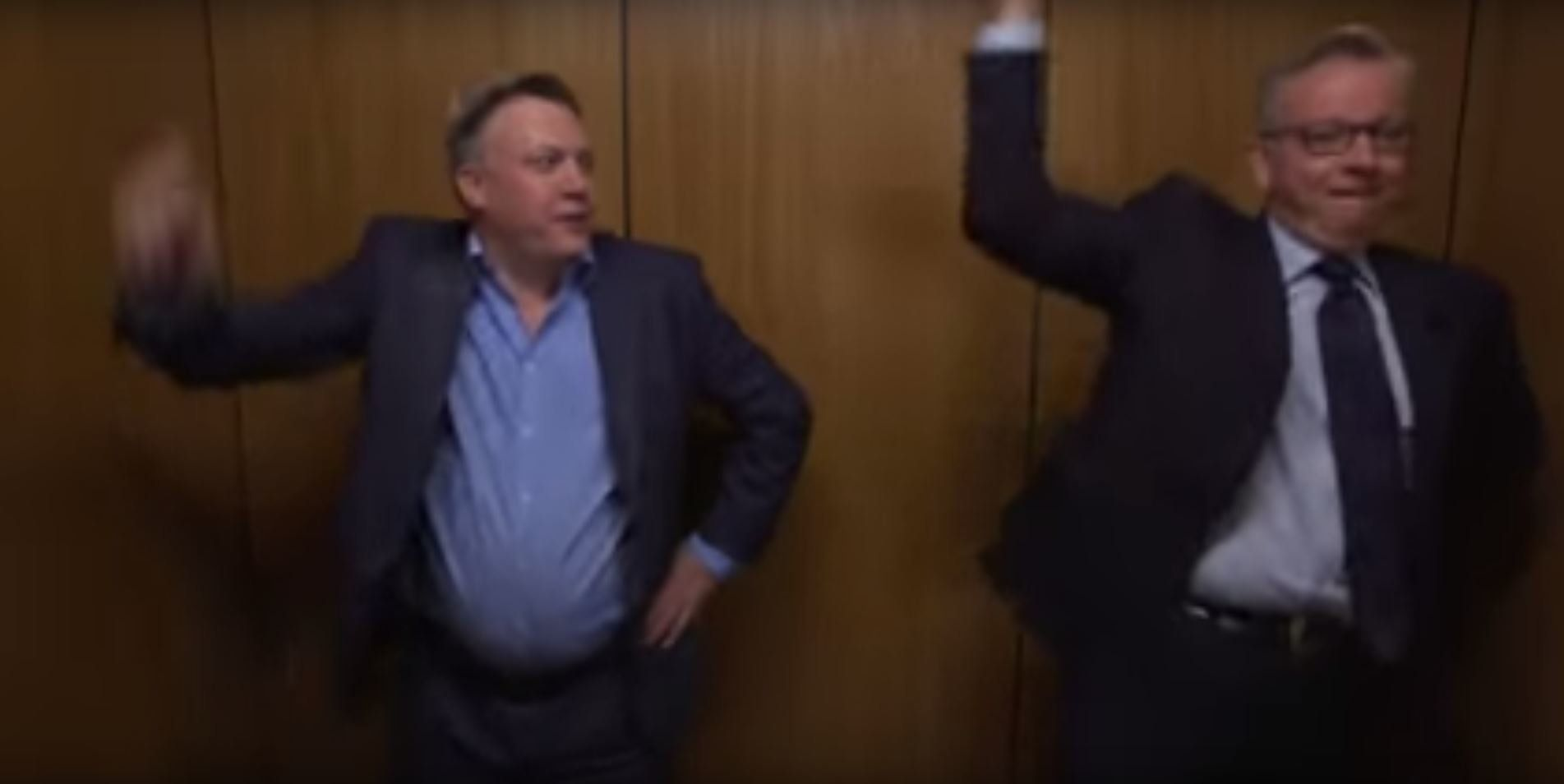 Ed Balls Teaches Michael Gove How To 'Gangnam Style' Because The World Clearly Can't Get More