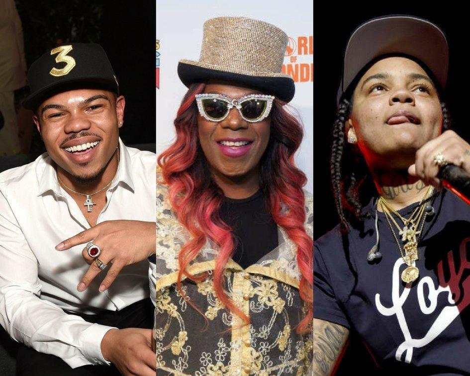 Black entertainers sexual orientation