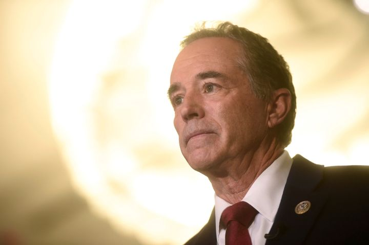 Rep. Chris Collins (R-N.Y.) walked back comments blaming Democratic rhetoric for partly inspiring a shooting at a Republican