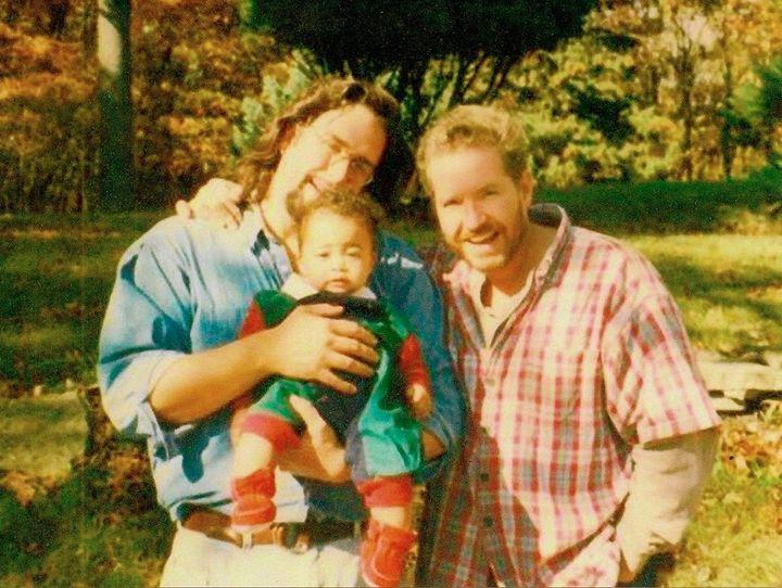 Eric, Savannah and Jim