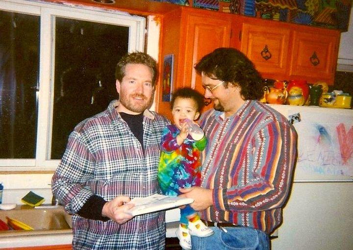 Jim, Savannah and Eric