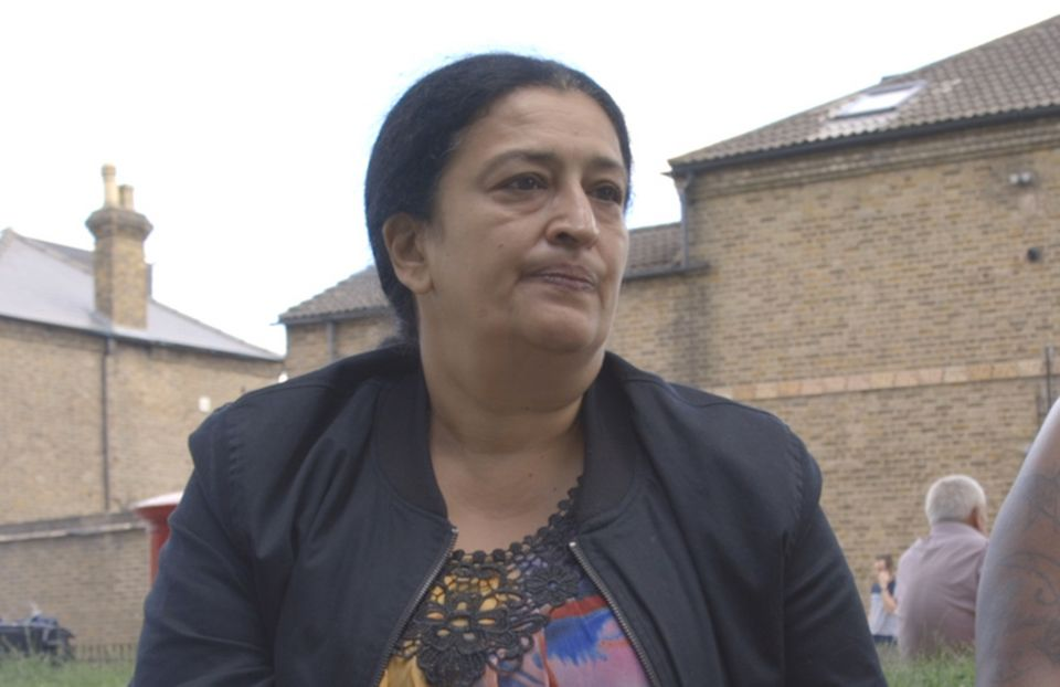 Local resident Kim says previous Tory MPs have 'always been for the