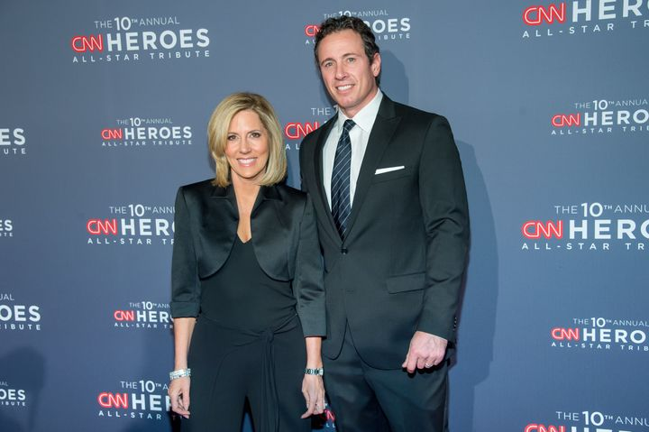 Alisyn Camerota and Chris Cuomo say Alex Jones is worth covering if held to account.