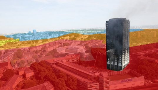The Tale Of Two Cities: Fire Exposes The Troubling Inequalities Dividing London's Wealthy