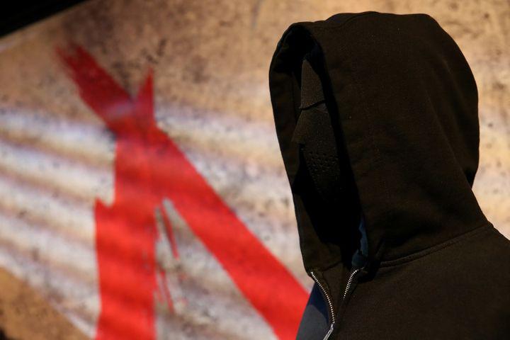 Ah, if this black hoodie could talk...