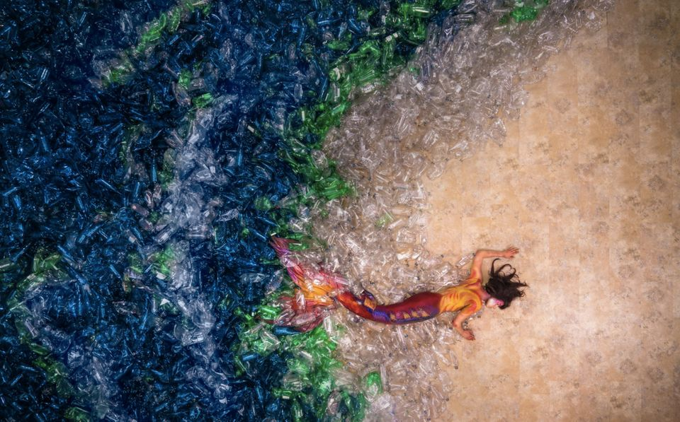 Mesmerising Mermaid Photos Reveal Awful Truth About Our