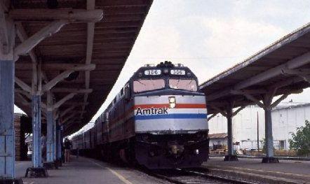 <em>Amtrak Silver Star, circa 1981</em>