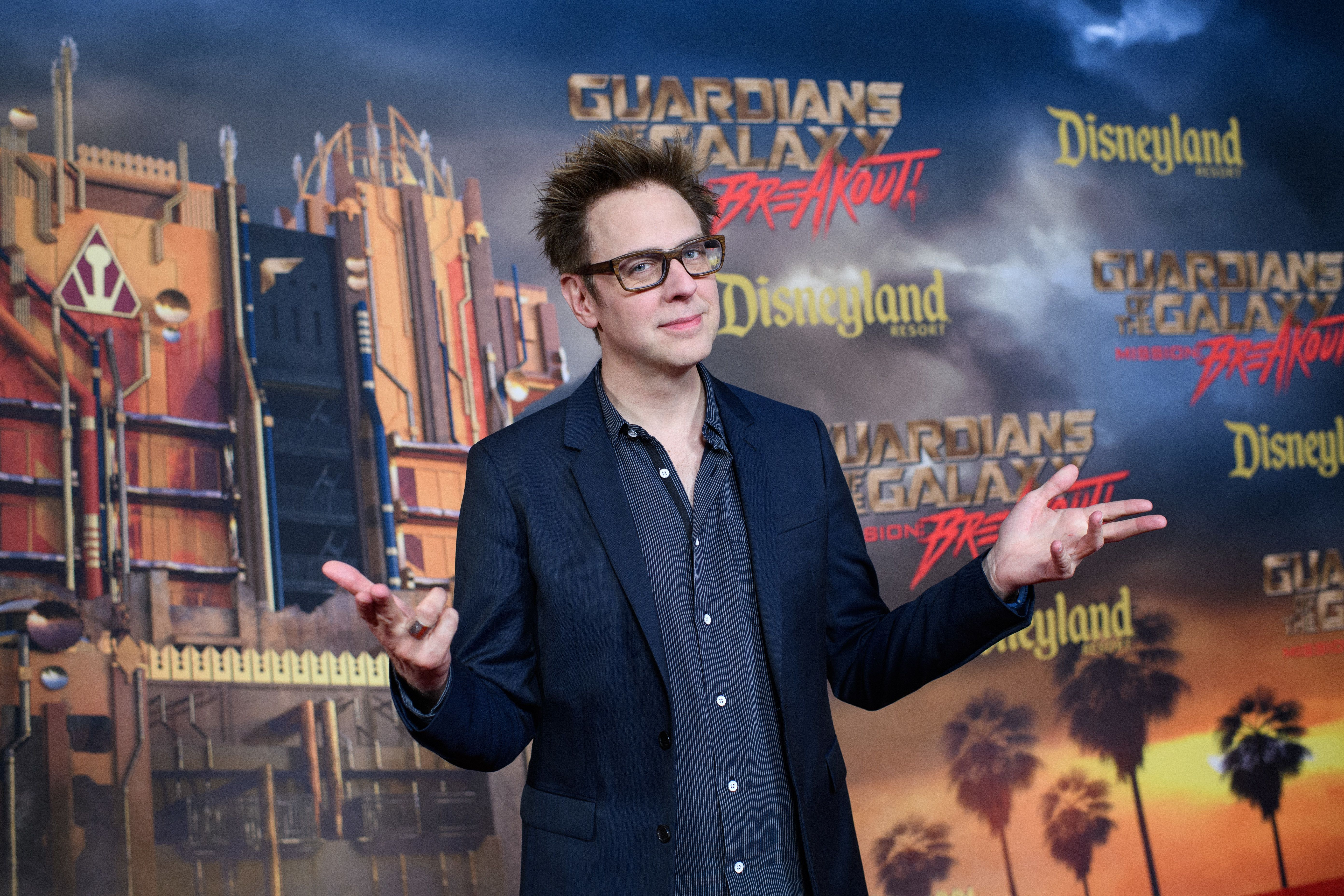'Guardians Of The Galaxy' Director Masterfully Trolls Marvel Executive