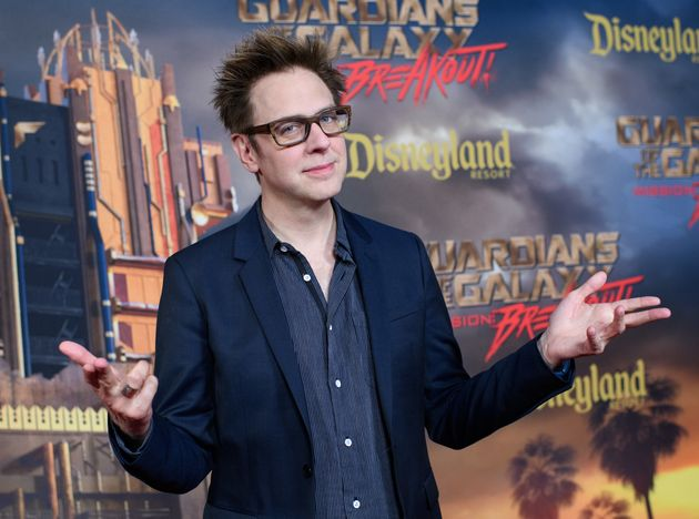 James Gunn: Not a fan of hair product or entirely too much a