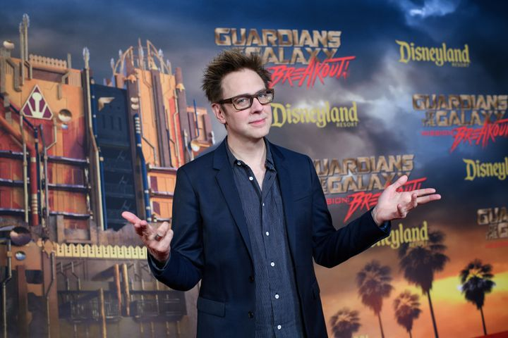 James Gunn: Not a fan of hair product or entirely too much a fan?