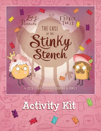 <em>The Case of the Stinky Stench </em>Activity Kit
