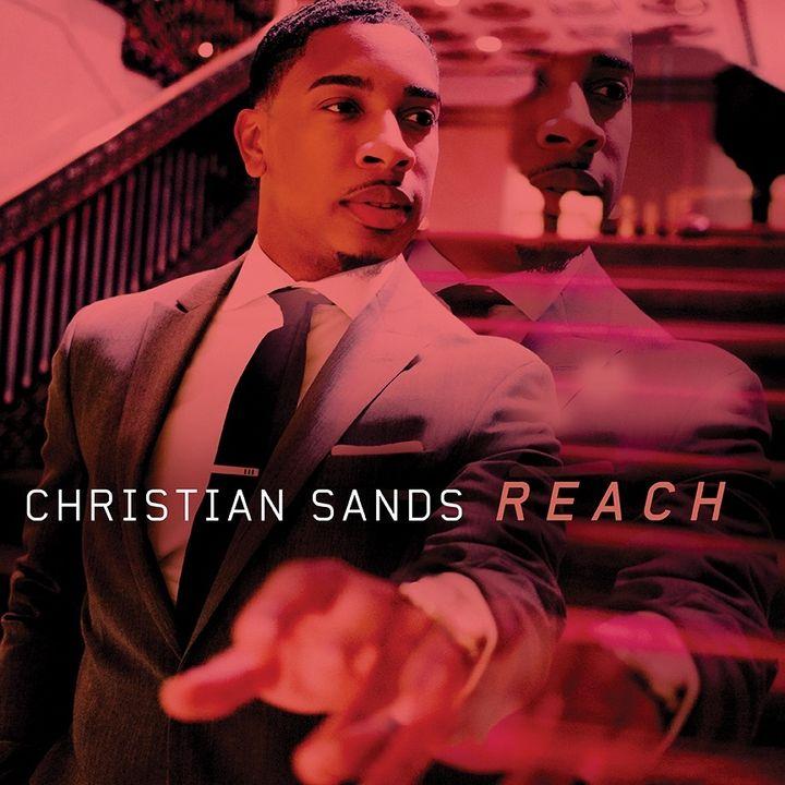 Christian Sands / <em>Reach</em>