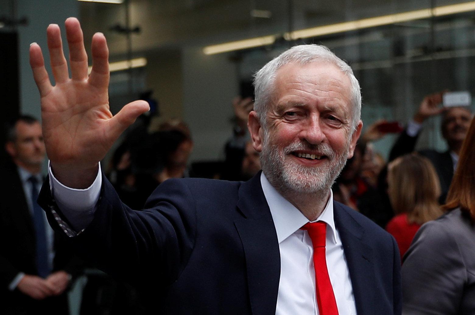 Jeremy Corbyn Set For Glastonbury