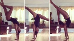 Meet The Talented Yoga Instructor Everyone Mistook For Naomi