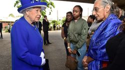 The Queen Shows Up Theresa May After Meeting Grenfell Tower Fire Victims At