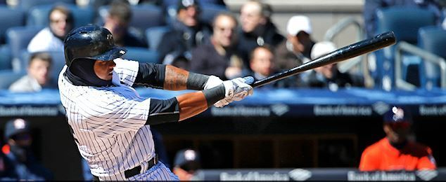 Starlin Castro already has nine extra-base hits — including five homers — this month, tying his May total in 14 games.