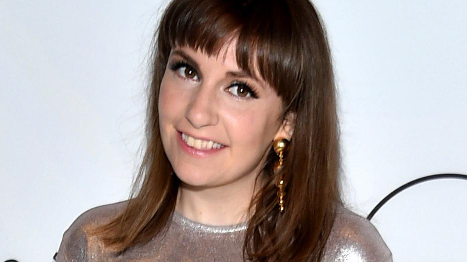 Lena Dunham went nude to talk about how we insult our