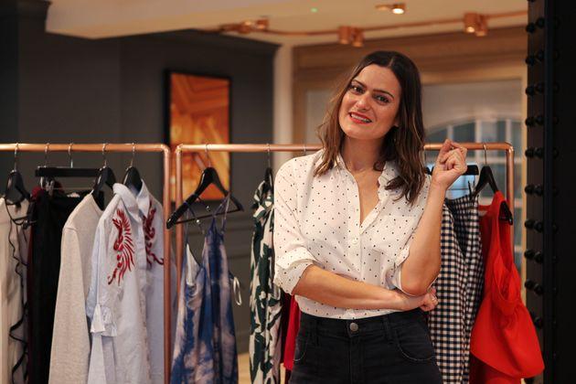 Stylist magazine's Fashion Editor, Lucy
