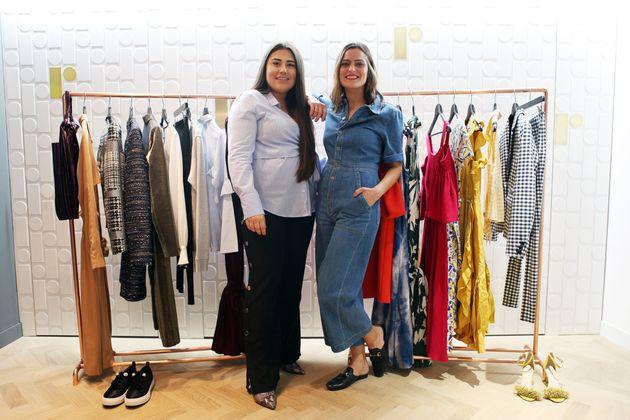 StylistKoulla Sergi and Lucy