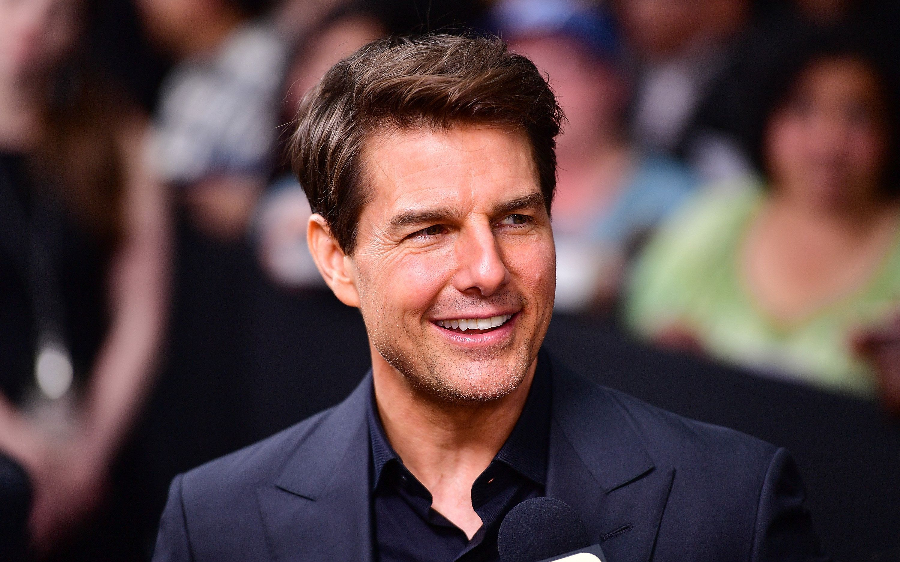 NEW YORK, NY - JUNE 06:  Tom Cruise attends the 'The Mummy' New York Fan Event at AMC Loews Lincoln Square on June 6, 2017 in New York City.  (Photo by James Devaney/Getty Images)