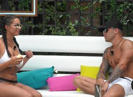 Could There Be Trouble Ahead For Jess And Dom In 'Love Island'?