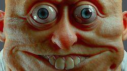Artist Sculpts SpongeBob As A Human, Creating Stuff Of