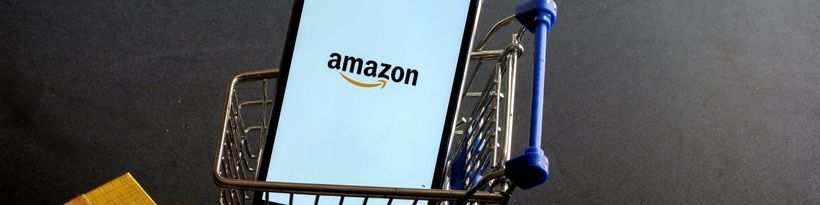 <strong>Amazon is slowly, but surely taking over the grocery space… and the world.</strong>