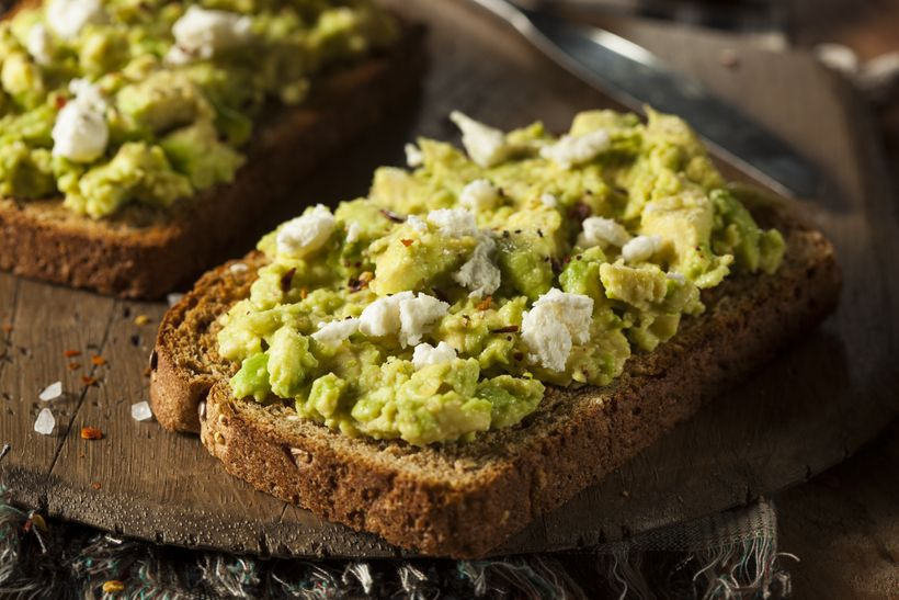 Getting ahead has nothing to do with avocado toast.