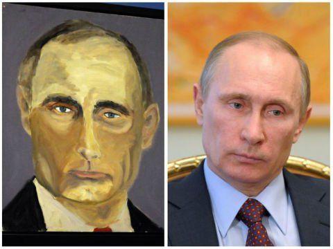 <strong><em>President Bush on President Putin — who's smiling now?</em></strong>
