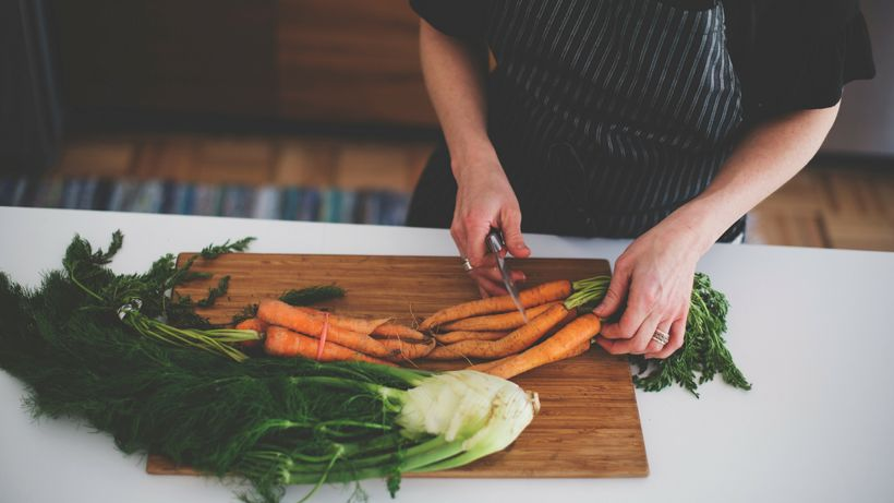 The Kitchen Natural was founded on the premise of teaching people who already know how to cook to do it better.