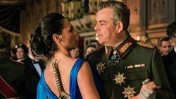 Wonder Woman Inspires Crazy Sword-In-The-Dress