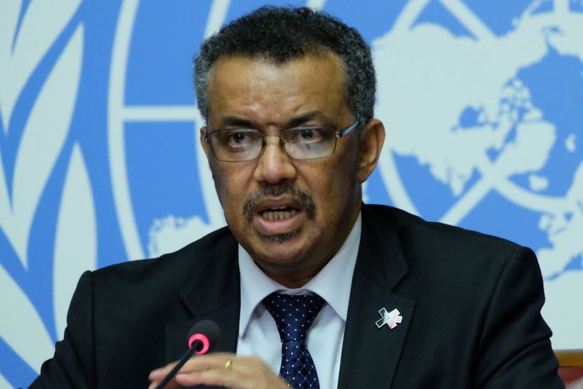 "<em>Dr Tedros Adhanom Ghebreyesus, WHO Director-General, ""All roads should lead to universal health coverage.""</em>"