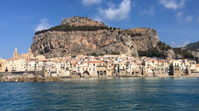 Cefalù, Sicily.