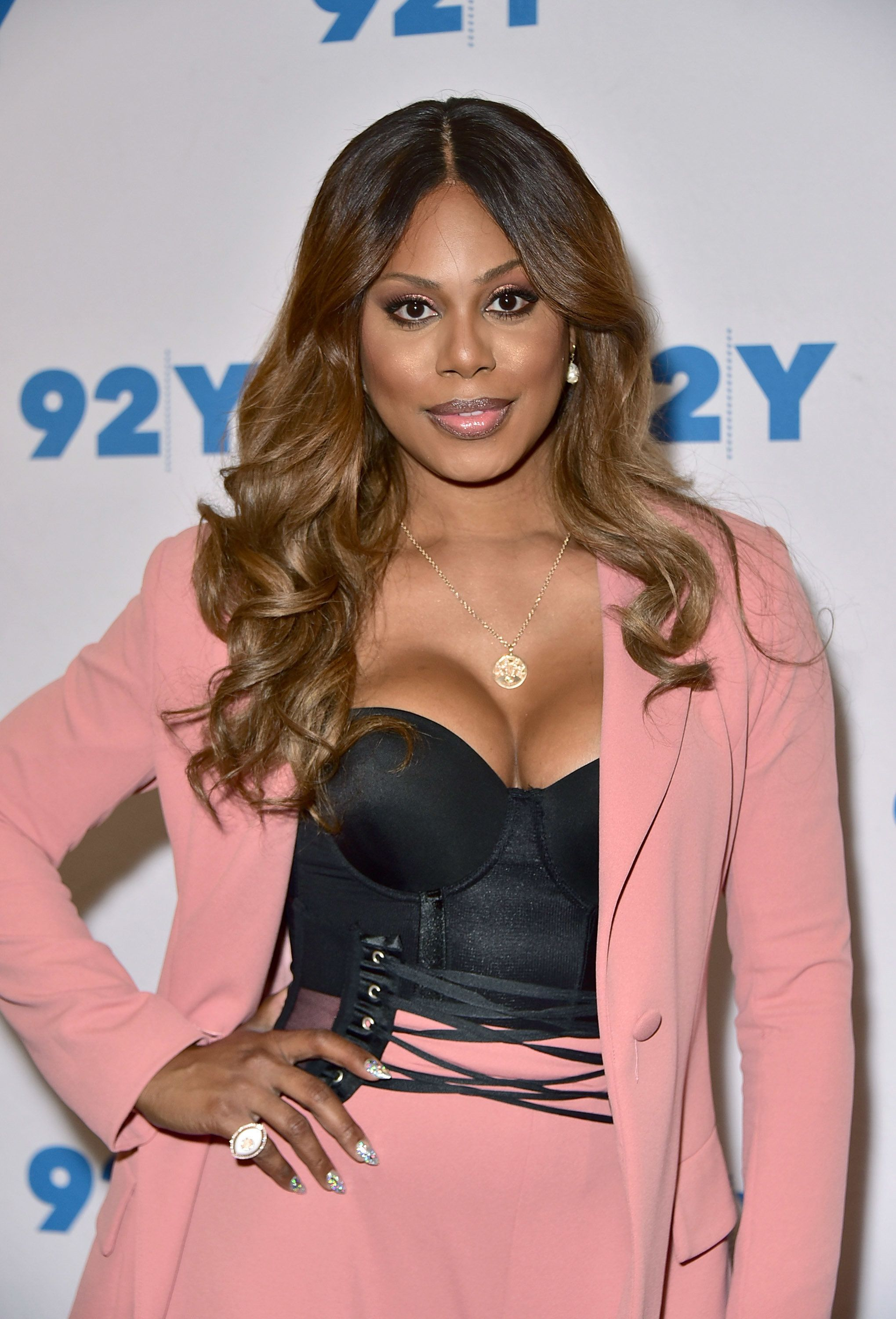 Laverne Cox Opens Up About Cisgender Actors Playing Transgender