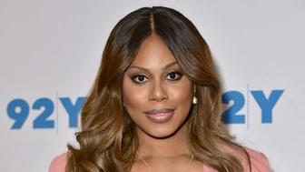 NEW YORK, NY - JUNE 12:  Actress Laverne Cox attends the 'Orange is the New Black' Season Five Debut Screening And Conversation at 92nd Street Y on June 12, 2017 in New York City.  (Photo by Brian Killian/WireImage)