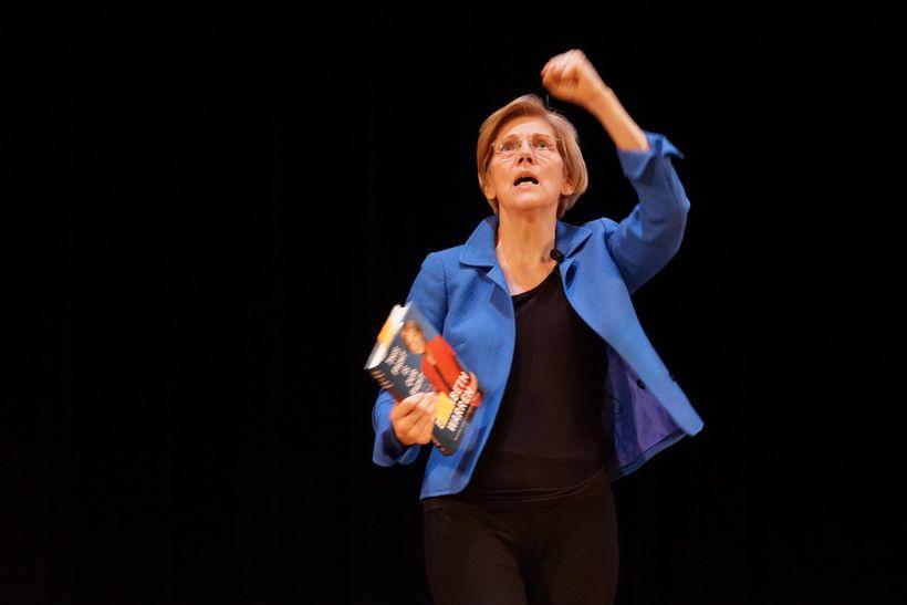 Elizabeth Warren at NYC / Town Hall