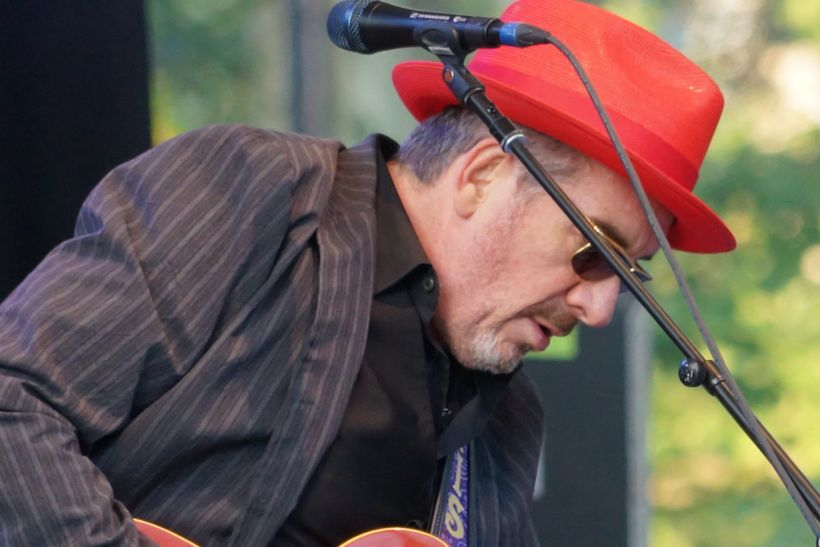 Elvis Costello at City Parks Foundation's SummerStage