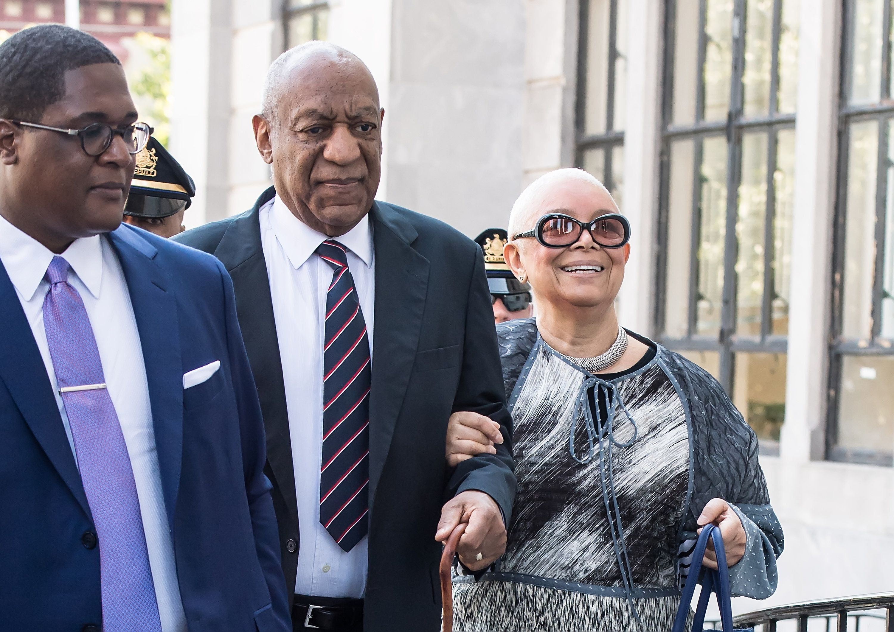 Bill Cosby's Wife Calls Opposing Counsel 'Totally Unethical' After