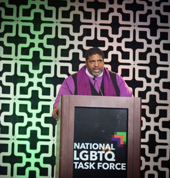 <em>In his keynote address to the National LGBTQ Task Force&#39;s 2017 Creating Change Conference in February, civil rights l