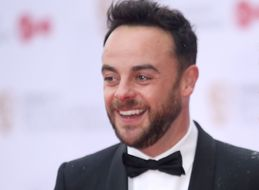 Ant McPartlin Checks Into Rehab After Admitting To Drink And Drugs Problems