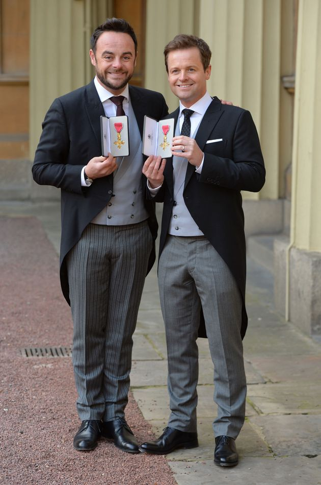 Ant and Dec recently picked up