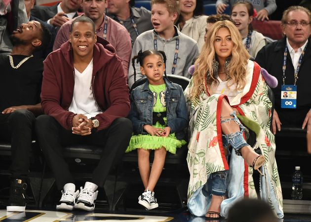 The Sexes Of Jay-Z And Beyonce's Twins Reportedly Revealed
