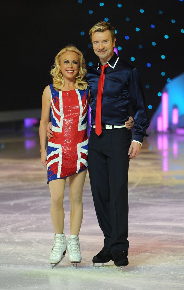 Jane Torvill and Christopher Dean are bringing back 'Dancing On Ice' next