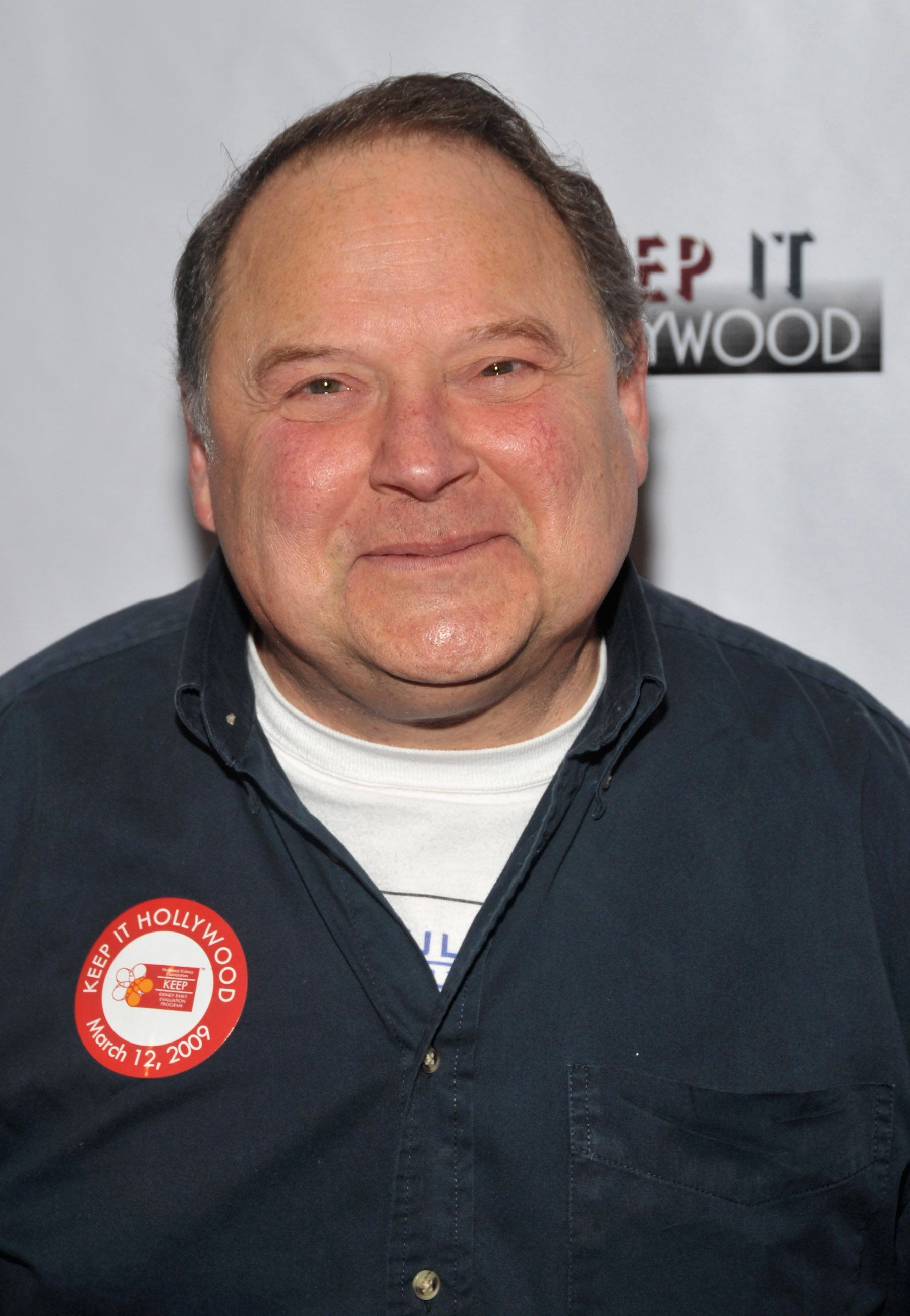 Actor Stephen Furst in 2009.